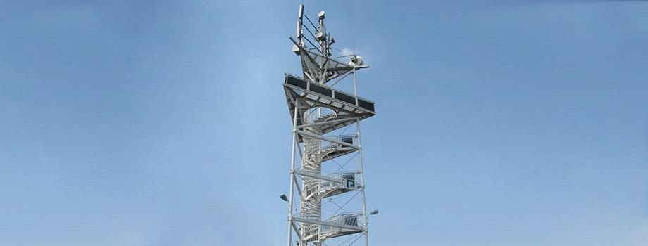 wieża widokowa chełm